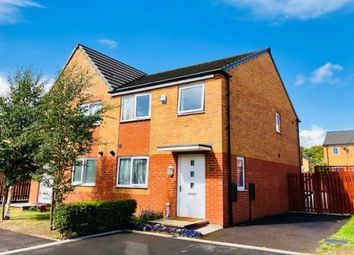 Thumbnail 3 bed flat to rent in Chassen Close, Manchester