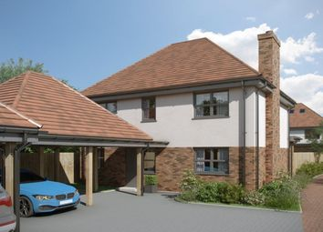 Thumbnail 4 bed detached house for sale in Dunkirk South Lane, Southbourne, Emsworth