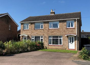 Thumbnail 2 bedroom semi-detached house for sale in Duck Lane, Eynesbury, St. Neots