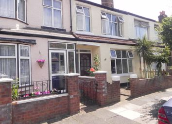 Thumbnail 4 bedroom terraced house to rent in Ipswich Road, London