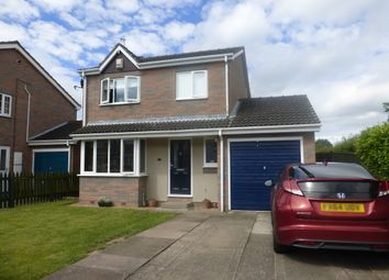 Thumbnail 3 bed detached house for sale in Greenfield Drive, Hibaldstow, Brigg