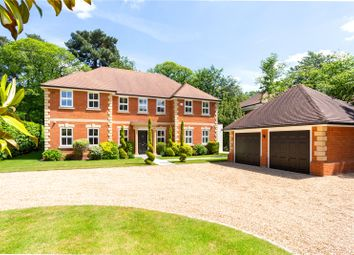 Thumbnail 5 bed detached house for sale in Woodside Road, Cobham, Surrey