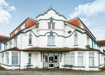 Thumbnail 1 bed flat for sale in Brython Apartments, Lloyd Street, Llandudno, Conwy