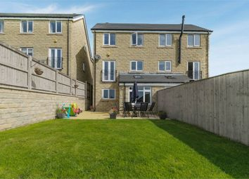 Thumbnail 4 bed semi-detached house for sale in Old Mill Dam Lane, Queensbury, Bradford, West Yorkshire