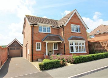 4 bed detached house for sale in Toll House Way, Chard TA20