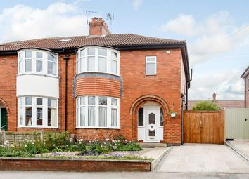 Thumbnail 3 bedroom semi-detached house for sale in Maple Grove, Fulford, York