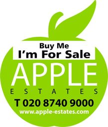 Thumbnail 3 bedroom semi-detached house for sale in Hay Lane, London
