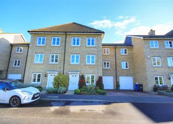 Thumbnail 4 bed town house for sale in Dove House Meadow, Great Cornard, Sudbury