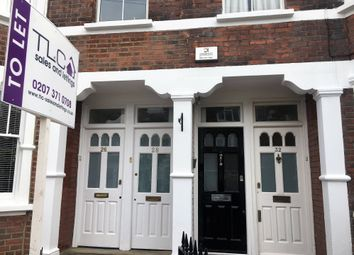 Thumbnail 1 bed flat to rent in Rigault Road, London