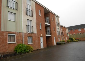 Thumbnail 1 bed flat for sale in Dolfelin, North Cornelly, Bridgend.