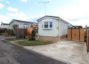 Thumbnail 2 bed mobile/park home for sale in Chapel Farm Mobile Home Park, Guildford Road, Normandy, Guildford