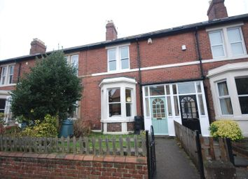 Thumbnail 4 bed terraced house for sale in Alwinton Terrace, Gosforth, Newcastle Upon Tyne