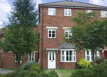 Thumbnail 3 bed town house for sale in Setter Combe, Warfield, Berkshire