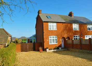 Thumbnail 3 bedroom semi-detached house for sale in Picket Twenty, Andover