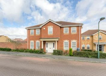 Thumbnail 4 bed detached house for sale in Cosway Place, Grange Farm, Milton Keynes, Buckinghamshire