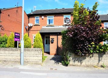 Thumbnail 2 bed semi-detached house for sale in Hunters Court, Kirkby-In-Ashfield
