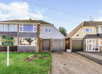 Thumbnail 3 bed semi-detached house for sale in Lea View, Five Fields, Willenhall, West Midlands