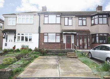 Thumbnail 3 bedroom terraced house for sale in Eastbrook Drive, Rush Green, Romford