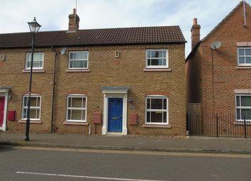 Thumbnail 2 bedroom end terrace house to rent in Wedgewood Street, Aylesbury