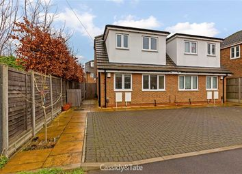 Thumbnail 3 bedroom semi-detached house for sale in Ely Close, Hatfield, Hertfordshire