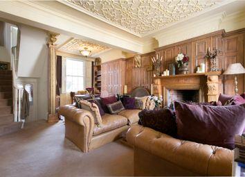Thumbnail 4 bedroom end terrace house for sale in Grafton Terrace, London