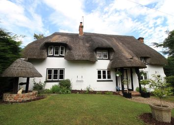 Thumbnail 4 bed cottage to rent in Amport, Andover