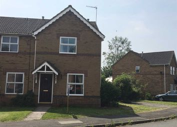 Thumbnail 2 bed semi-detached house to rent in Bluebell Close, Scunthorpe