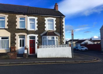 Thumbnail 2 bed end terrace house for sale in St. Cenydd Road, Caerphilly