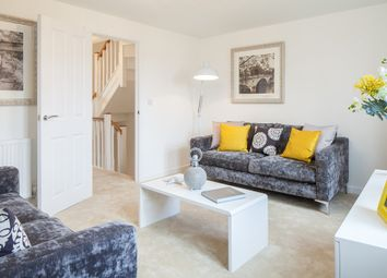 """Thumbnail 3 bed semi-detached house for sale in """"Cannington"""" at Great Denham, Bedford"""