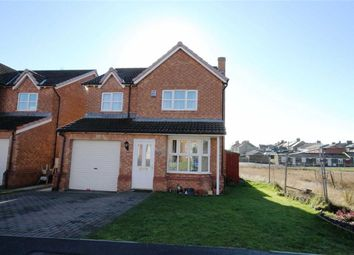 Thumbnail 4 bed detached house for sale in Meadow Court, Tow Law, County Durham