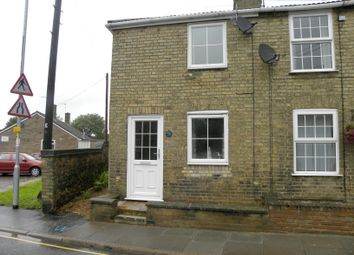 Thumbnail 2 bed end terrace house to rent in Priory Road, Downham Market