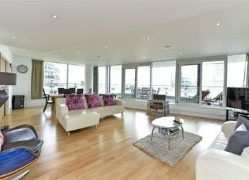 Thumbnail 3 bedroom flat to rent in Ensign House, Juniper Drive, Wandsworth