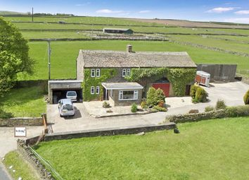 Thumbnail 3 bedroom equestrian property for sale in Blackmoorfoot Road, Meltham, Holmfirth