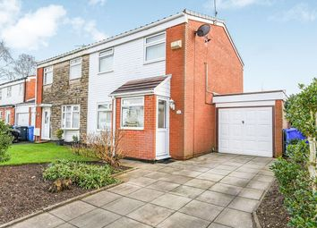 Thumbnail 3 bed semi-detached house for sale in Mevagissey Road, Brookvale, Runcorn