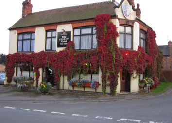 Thumbnail Pub/bar for sale in Main Street, Osgathorpe, Loughborough