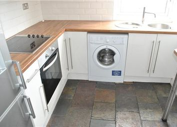 Thumbnail 2 bed maisonette to rent in Upperton Gardens, Eastbourne