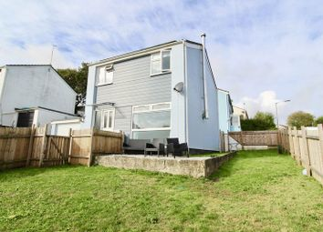 Thumbnail 3 bed detached house for sale in Link Close, Falmouth