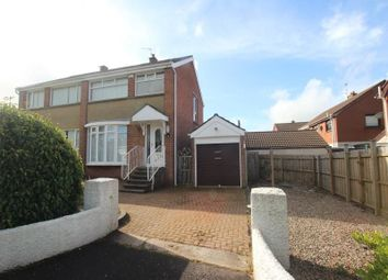 Thumbnail 3 bed semi-detached house for sale in Fairview Crescent, Newtownabbey