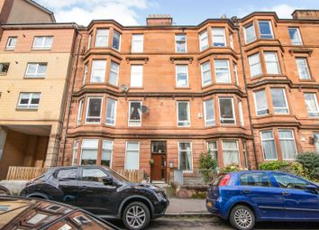 Thumbnail 2 bed flat for sale in 23 Roslea Drive, Glasgow