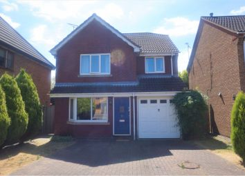 Thumbnail 4 bed detached house for sale in Greendale, Huntingdon