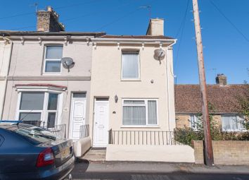 Thumbnail 2 bed end terrace house for sale in Clarendon Street, Dover