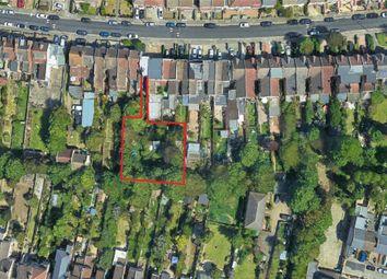 Thumbnail Land for sale in Vicarage Road, Leyton, London