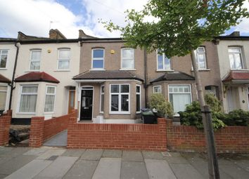Thumbnail 3 bed terraced house to rent in Millais Road, Enfield