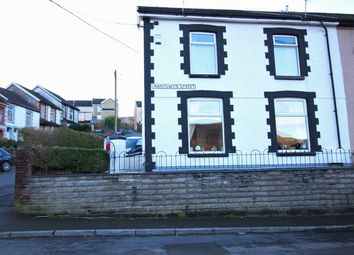 Thumbnail 2 bed end terrace house for sale in Nantgwyn Street, Tonypandy