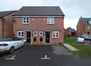 Thumbnail 2 bed semi-detached house for sale in Fielders Drive, Scraptoft, Leicester, Leicestershire