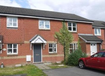 Thumbnail 2 bedroom terraced house to rent in Bevan Close, Southampton