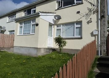 Thumbnail 2 bedroom flat to rent in Sandford Gardens, Torrington, Devon
