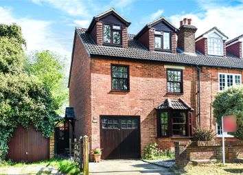 Thumbnail 4 bed semi-detached house for sale in Wellington Road, Crowthorne, Berkshire
