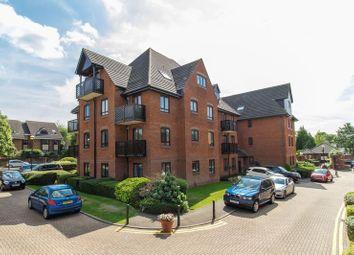 Thumbnail 3 bed flat for sale in Boleyn Court, Epping New Road, Buckhurst Hill