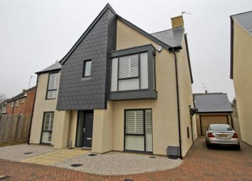 Thumbnail 4 bed detached house for sale in Moxon Place, Uxbridge